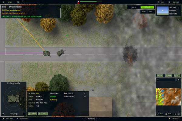Armored Brigade Second Nation Pack